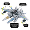 Snap Ships Wasp K.L.A.W. Heavy Fighter / Falx SC-41 Escort Battle Set Kit