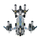Snap Ships Gladius AC-75 Drop Ship Kit Top View