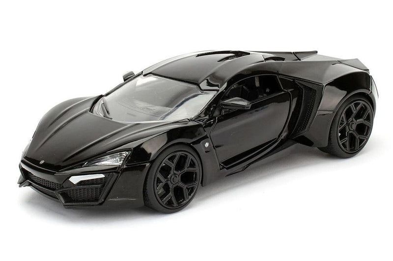 W Motors Lykan Hypersport 1:24 Scale Diecast Car By Jada Toys