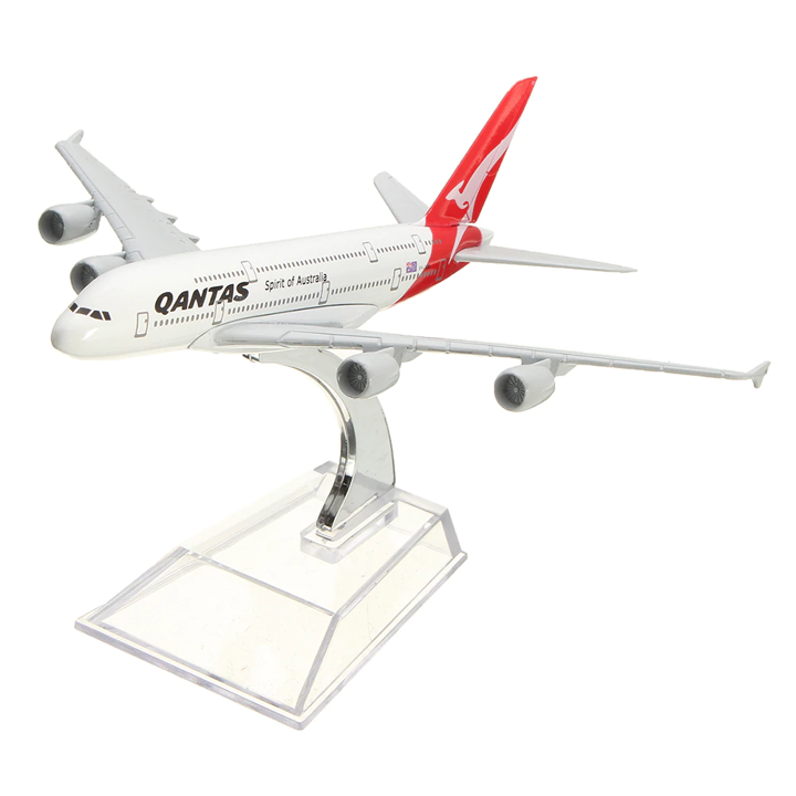 Airbus A380 Quantas 1:400 Scale Model By Hyinuo