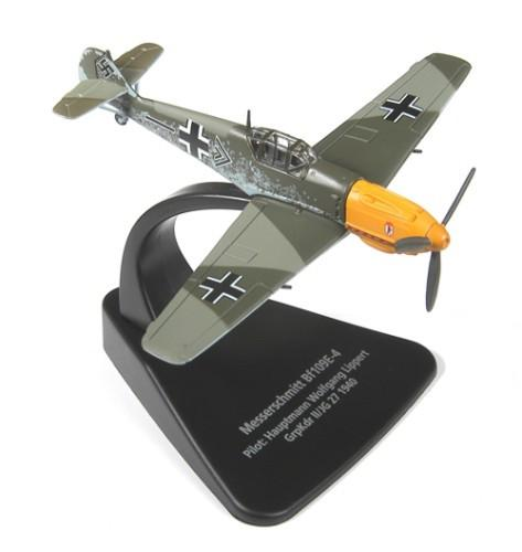 Bf-109E 1/72 Scale Model By Oxford Diecast