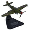 Bell P-39 Airacobra 1/72 Scale By Oxford Diecast