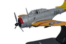 Douglas SBD-2 Dauntless,1:72 Scale Model By Oxford Diecast Left Side View