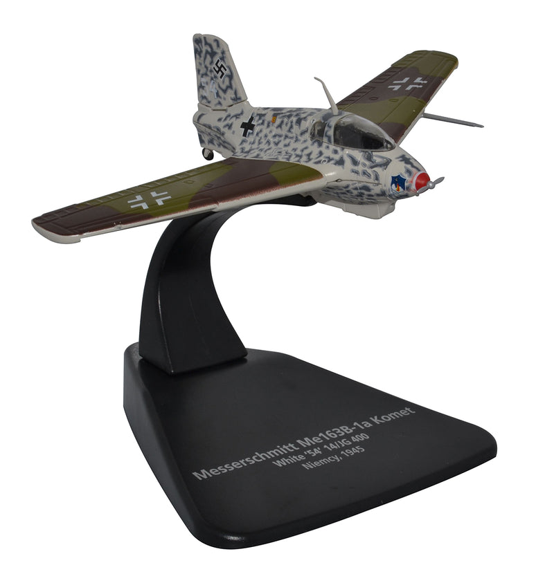 Messerschmitt Me 163B Komet,1:72 Scale Model By Oxford Diecast