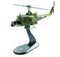 Bell UH-1B Iroquois (Huey - Heavy Hog) 128th AHC – Vietnam War 1968 1:72 Scale Diecast Model By Amercom