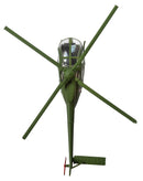 Hughes OH-6A Cayuse Light Observation Helicopter (LOH) C Troop 16th Cavalry 1972 1:72 Sacle Model