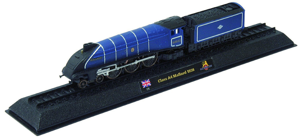 "Amercom A4 Locomotive ""Mallard"" 1/160 Scale Model"