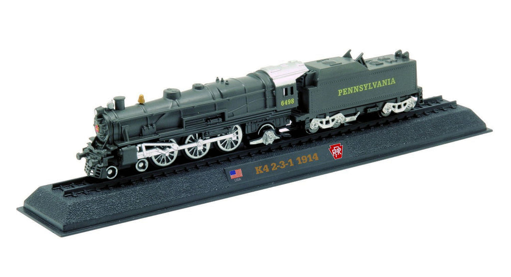 Amercom Pennsylvania Railroad K4 1/160 (N) Scale Model