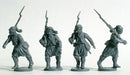 American Civil War Zouaves 1861-1865 (28 mm) Scale Model Plastic Figures Sample Figures