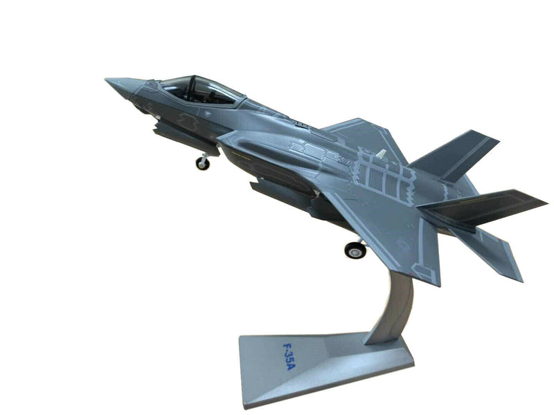 Lockheed Martin F-35A Lightening II 61st Fighter Squadron 1:72 Scale Diecast Model By Air Force 1