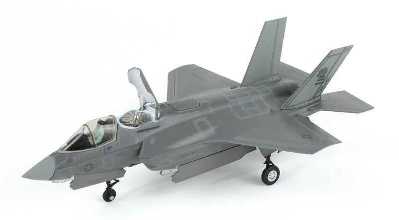 "Lockheed Martin F-35B Lightning II VMFA-121 ""Green Knights"" 1:72 Scale Diecast Model By Air Force 1"