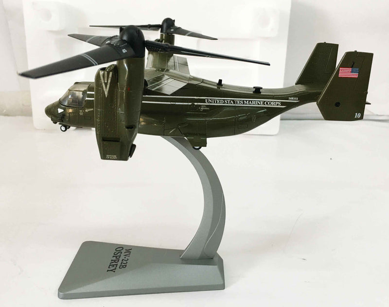 Bell Boeing MV-22 Osprey HMX-1 1:72 Scale Diecast Model By Air Force 1