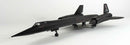 "Lockheed SR-71 Blackbird ""RIP"" 1/72 Scale Model By AF1 Left Front View"