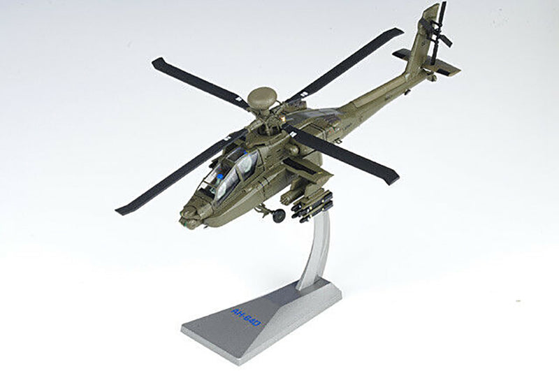 Boeing AH-64D Apache 1/64 Scale Modely By AF1