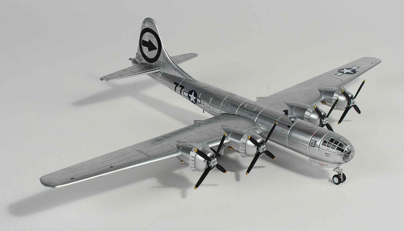 "Boeing B-29 Superfortress ""Bockscar"" 1:144 Scale Diecast Model By Air Force 1"