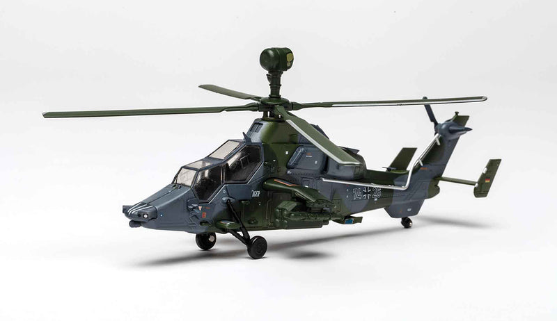 Eurocopter 665 Tiger 1/72 Scale Model Helicopter By AF1