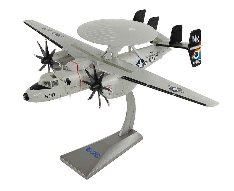 Northrup Grumman E-2C Hawkeye VAW-113 1998, 1/72 Scale Model By Air Force 1