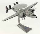 E-2C Hawkeye VAW-113 1998, 1/72 Scale Model By AF1 Right Front View