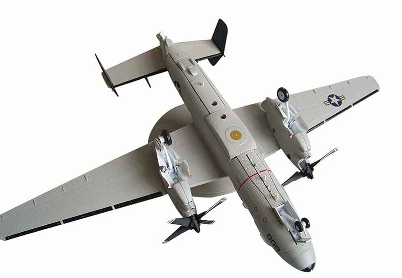 E-2C Hawkeye VAW-113 1998, 1/72 Scale Model By AF1 Bottom View