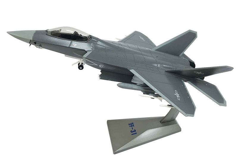 Shenyang J-31 Gyrfalcon 1:72 Scale Model By Air Force 1
