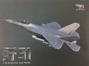 Shenyang J-31 Gyrfalcon 1:72 Scale Model By Air Force 1 Box Cover