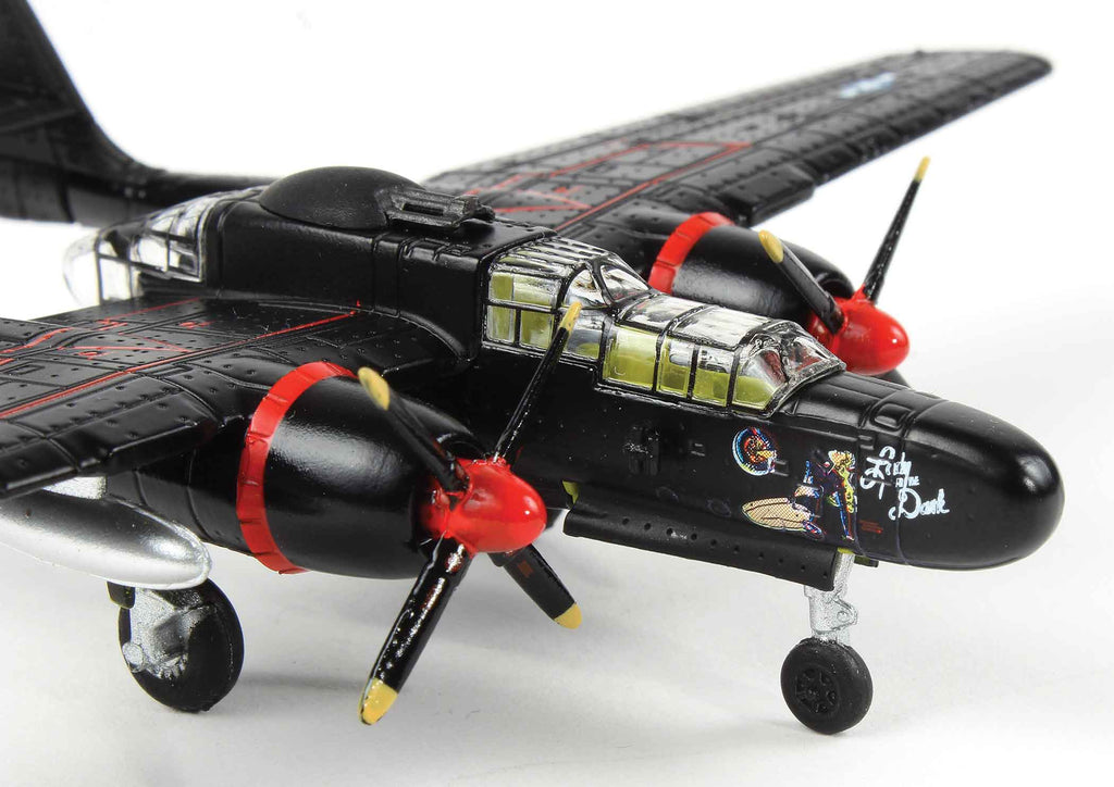 "Northrop P-61B Black Widow ""Lady In The Dark"" 1:144 Scale Diecast Model By Air Force 1"