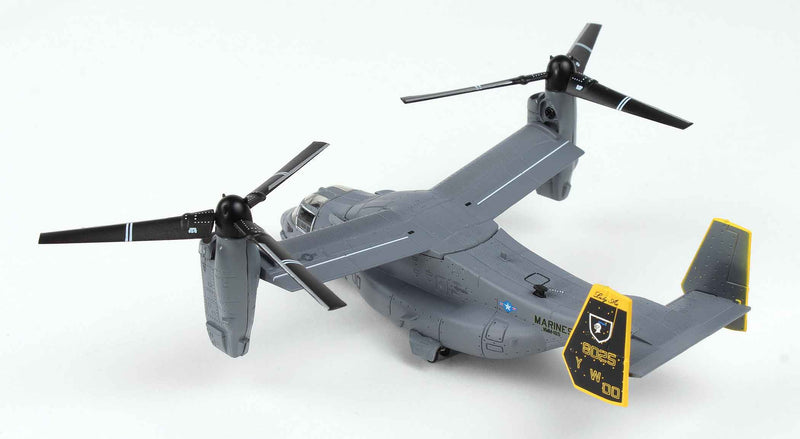 "Bell Boeing MV-22 Osprey VMM-165 ""White Knights"" 1:144 Scale Diecast Model By Air Force 1"