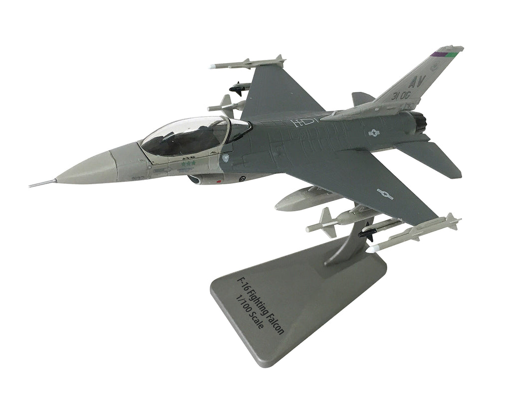 Lockheed Martin F-16 1:100 Scale By Air Force 1