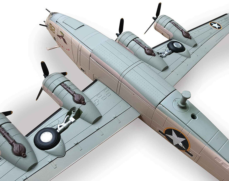"Consolidated B-24D Liberator ""Wongo Wongo"" 1943 1:72 Scale Diecast Model By Air Force 1"