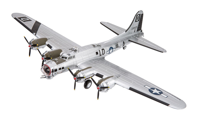 "Boeing B-17G Flying Fortress ""Miss Conduct"" 418th Bombardment Squadron 1945 1:72 Scale Model By Air Force 1"