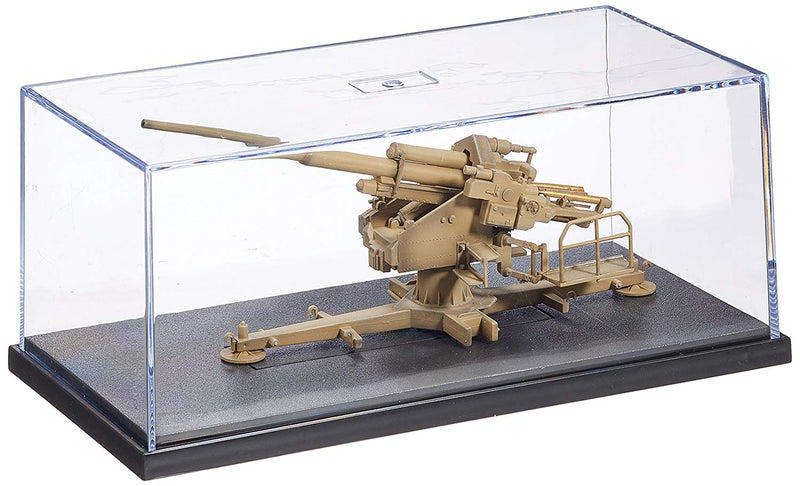 12.8 cm Flak 40 Anti-Aircraft Gun Germany 1944 1:72 Scale Model  By Modelcollect Acrylic Case