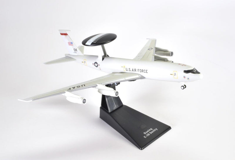 Boeing E-3B Sentry, 1:200 Scale Diecast Model By Atlas Editions