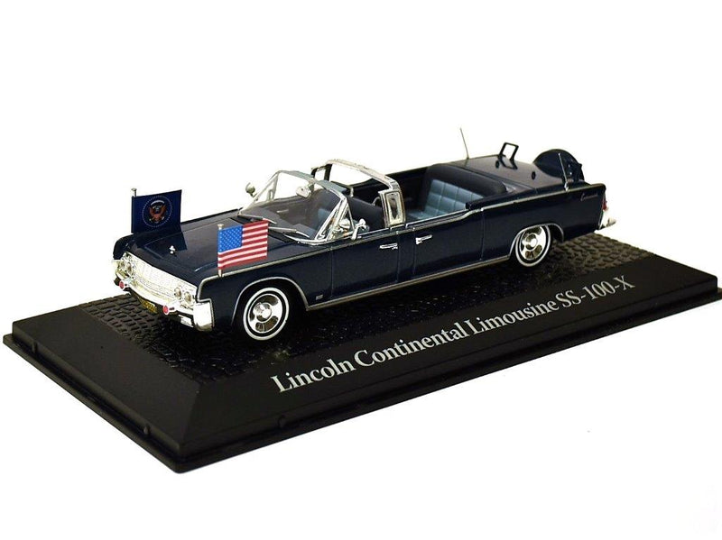 Lincoln Continental Limousine SS-100-X, 1:43 Scale Diecast Model By Atlas Editions