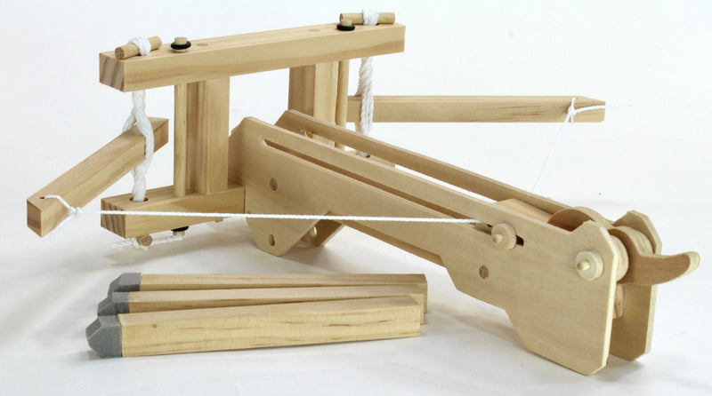 Roman Ballista Wooden Kit