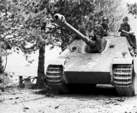 Jagdpanther France 1944