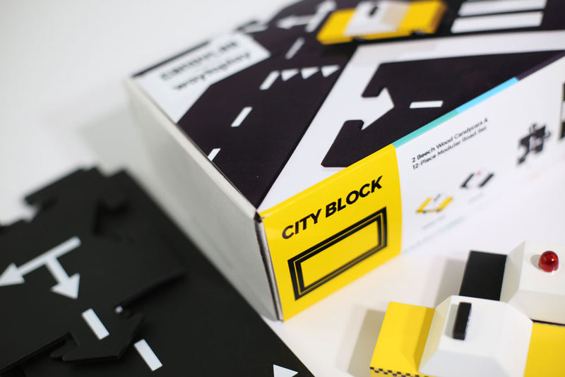 City Block Set By Candlab Toys And Way To Play Box Detail