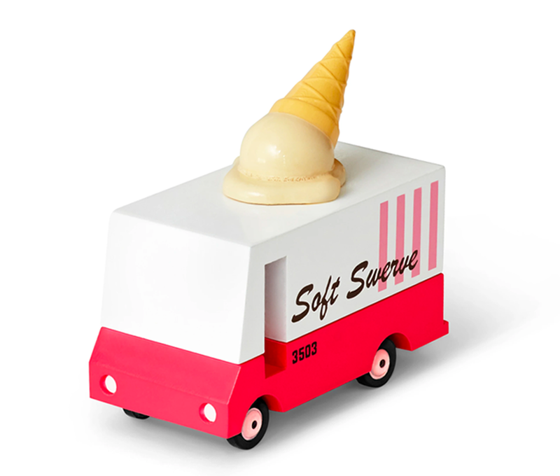 Ice Cream Van By Candylab Toys