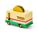 Taco Van By Candylab Toys Left Rear View