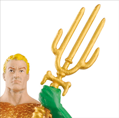 Eaglemoss Aquaman and trident