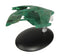 Star Trek Starships Collection Issue 05 Romulan Warbird D'deridex Class Diecast Model By Eaglemoss
