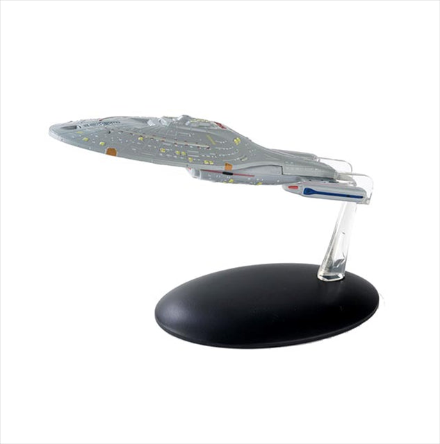 Eaglemoss USS Voyager Issue 06 Side View
