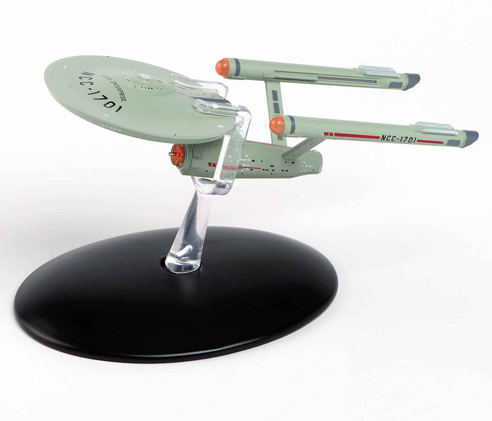 Eaglemoss USS Enterprise NCC-1701 Issue 50