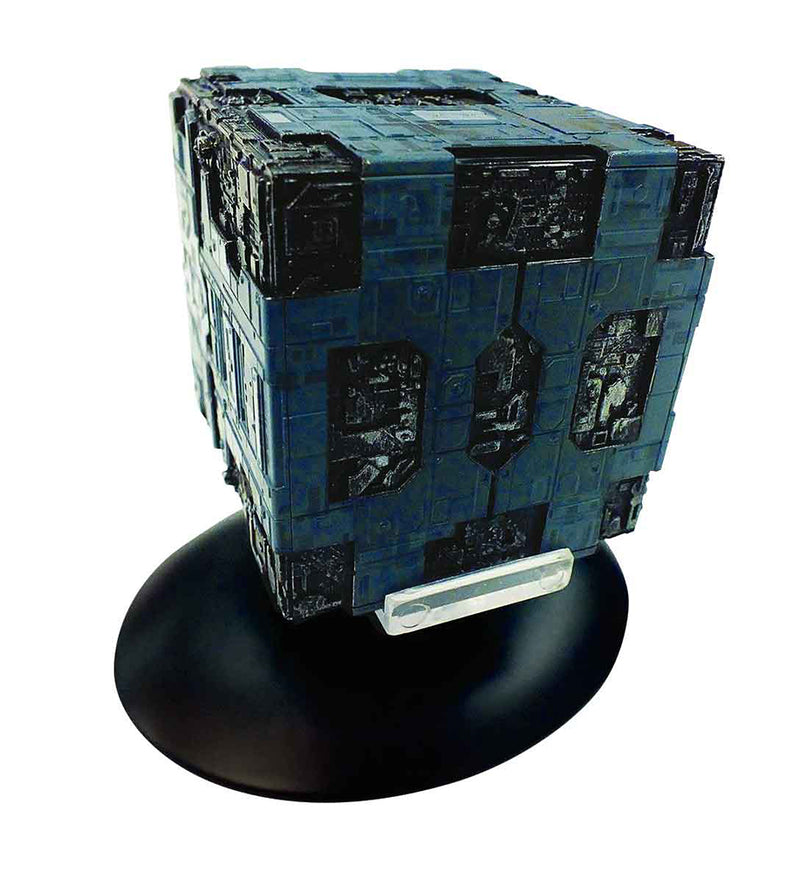 Eaglemoss Borg Tactical Cube