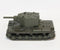 KV-2 Russian Heavy Tank 1/72 Scale Side View