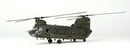 Boeing CH-47D Chinook 101st Airborne Division 2003 1:72 Scale Model By Forces of Valor