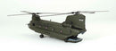 Boeing CH-47D Chinook 101st Airborne 2003 1/72 Scale By Forces of Valor Left Rear View