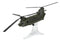 Boeing CH-47D Chinook 101st Airborne 2003 1/72 Scale By Forces of Valor