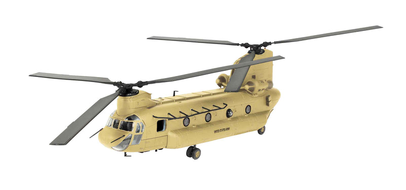 Boeing CH-47D Chinook, 25th Infantry Division 2013, 1:72 Scale Model By Forces of Valor