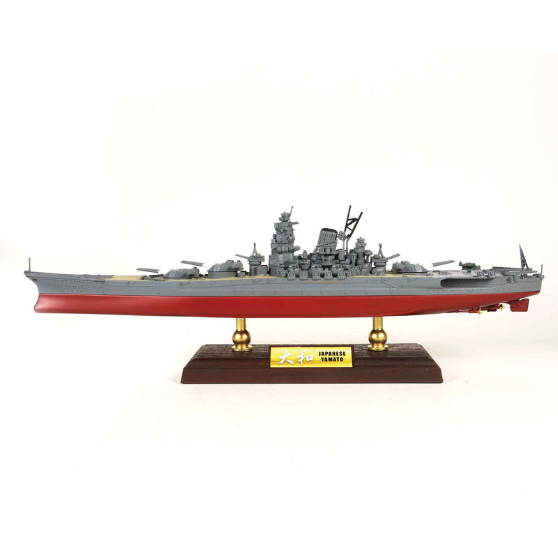 Imperial Japanese Navy Battleship Yamato 1:700 Scale Model By Forces of Valor