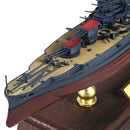 USS Arizona BB-39 1/700 Scale Model By Forces of Valor Port Side Bow View